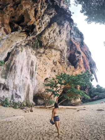 PhraNang Cave Beach 帕南海灘